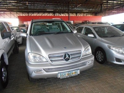 used mercedes benz m class ml 270 cdi f l for sale in north west province id 1477144. Black Bedroom Furniture Sets. Home Design Ideas