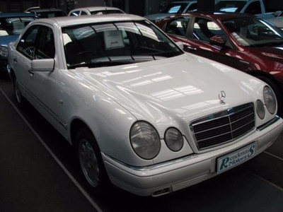 Used mercedes benz e class e240 elegance a t for sale in for 1999 mercedes e320 window regulator
