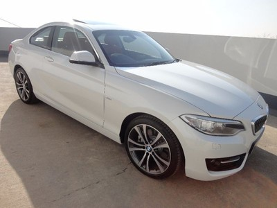 Used Bmw 2 Series Bmw 228i A T Red Seats For Sale In