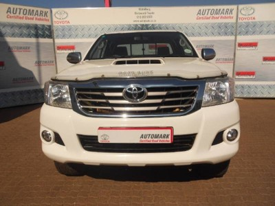 Used Toyota Hilux 3 0d 4d Raider Xtra Cab P U S C For Sale