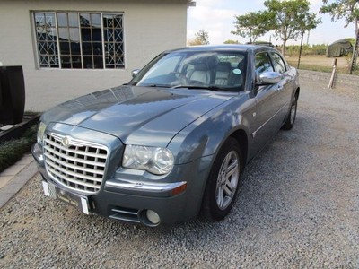 used chrysler 300c 5 7 hemi v8 a t for sale in gauteng. Black Bedroom Furniture Sets. Home Design Ideas