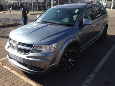used dodge journey 2 0 crd rt a t for sale in gauteng id 1506014. Black Bedroom Furniture Sets. Home Design Ideas