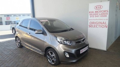 used kia picanto 1 2 ex for sale in gauteng id 1508507. Black Bedroom Furniture Sets. Home Design Ideas