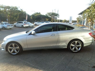 used mercedes benz c class c250 be coupe a t for sale in gauteng. Cars Review. Best American Auto & Cars Review