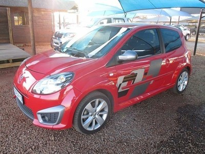 used renault twingo 1 6 sport for sale in gauteng id 1539664. Black Bedroom Furniture Sets. Home Design Ideas