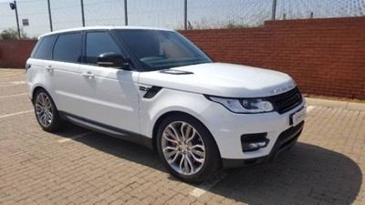 Used Land Rover Range Rover Sport 4 4 Sdv8 Hse Dynamic For