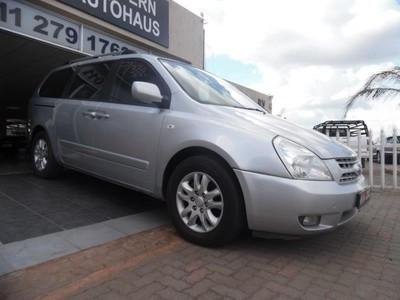 Used Kia Sedona 2 9 Crdi A T For Sale In Gauteng Cars Co