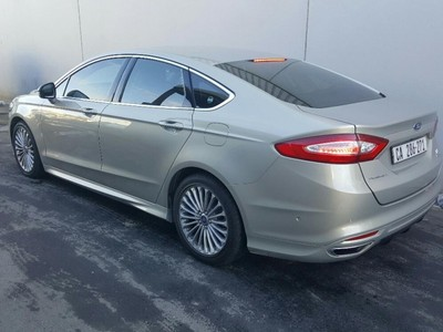 used ford fusion 2 0 ecoboost titanium auto for sale in western cape id 1563007. Black Bedroom Furniture Sets. Home Design Ideas