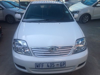 used toyota corolla 1 6 glx a t a c for sale in gauteng id 1591167. Black Bedroom Furniture Sets. Home Design Ideas