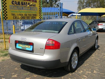 Used audi a6 2 4 tiptronic for sale in gauteng for 2000 audi a6 window regulator