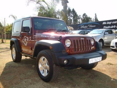 used jeep wrangler 3 8 rubicon 2dr 6sp for sale in gauteng. Black Bedroom Furniture Sets. Home Design Ideas