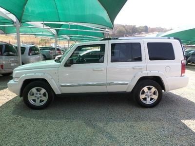 used jeep commander 5 7 limited for sale in gauteng id 1612831. Black Bedroom Furniture Sets. Home Design Ideas