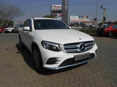 used mercedes benz glc 300 amg for sale in gauteng id 1627687. Black Bedroom Furniture Sets. Home Design Ideas