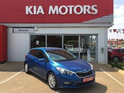 Used kia cerato 1 6 ex 5 door for sale in gauteng cars co za id