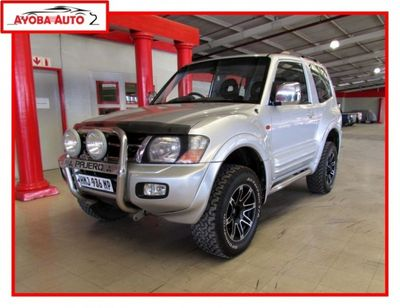 Used Mitsubishi Pajero 3500i 3dr A T For Sale In Gauteng