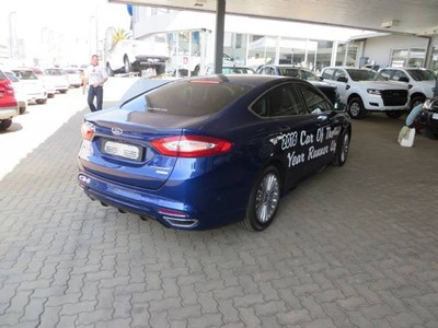 used ford fusion 2 0 ecoboost titanium auto for sale in gauteng cars. Cars Review. Best American Auto & Cars Review
