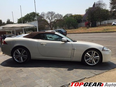 used jaguar xk xkr convertible for sale in gauteng id 1665187. Black Bedroom Furniture Sets. Home Design Ideas