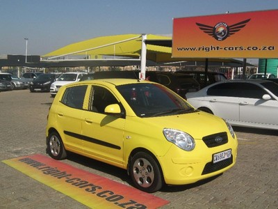 used kia picanto 1 1 lx a c for sale in gauteng id 1675379. Black Bedroom Furniture Sets. Home Design Ideas
