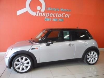 used mini cooper hatch manual for sale in gauteng id 1675898. Black Bedroom Furniture Sets. Home Design Ideas
