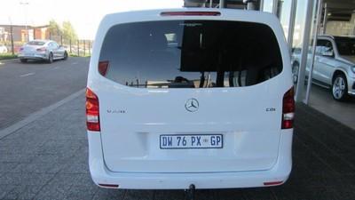 2015 Mercedes Benz V 250 Bluetech | Autos Post