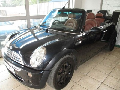 used mini cooper convertible for sale in free state id 1696670. Black Bedroom Furniture Sets. Home Design Ideas