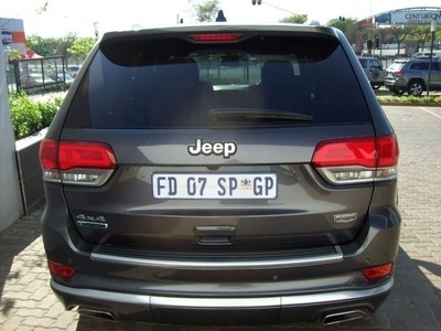 used jeep grand cherokee 3 6 summit for sale in gauteng. Black Bedroom Furniture Sets. Home Design Ideas
