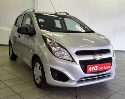 used chevrolet spark 1 2 l 5dr for sale in free state. Black Bedroom Furniture Sets. Home Design Ideas