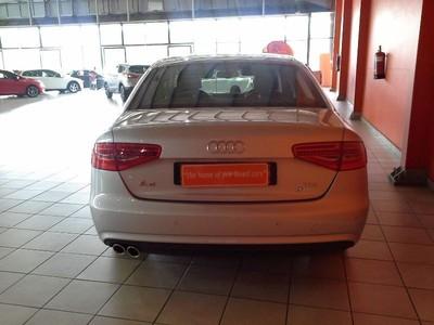 Used Audi A4 2 0 Tdi Se Multitronic For Sale In Kwazulu