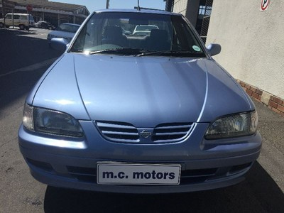 used nissan sentra 160 gsi a t a c for sale in western cape id 1722757. Black Bedroom Furniture Sets. Home Design Ideas