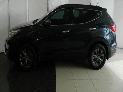 Used hyundai santa fe r2 2d premium auto for sale in western cape
