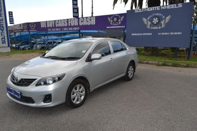 used toyota corolla 1 6 se for sale in gauteng id 1739064. Black Bedroom Furniture Sets. Home Design Ideas