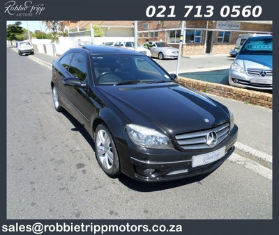 used mercedes benz clc class clc 200k a t for sale in western cape id 1739228