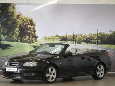 used saab 9 3 aero ts convertible for sale in gauteng. Black Bedroom Furniture Sets. Home Design Ideas