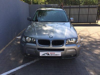 Used Bmw X3 3 0d X Drive Auto For Sale In Gauteng Cars