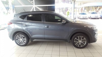 used hyundai tucson 2 0 elite auto for sale in gauteng. Black Bedroom Furniture Sets. Home Design Ideas