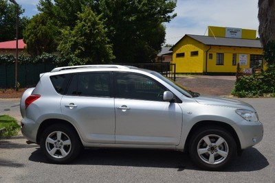 Used Toyota Rav 4 2 0 Gx For Sale In Gauteng Cars Co Za