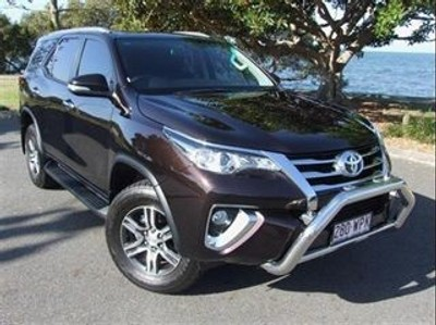 Used Toyota Fortuner 2 8 Fortuner Auto 4x2 For Sale In Gauteng Cars Co Za Id 1768719