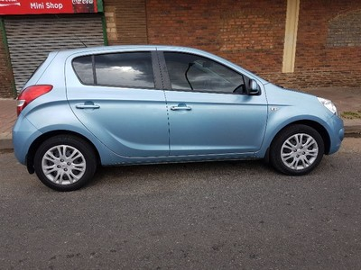Used Hyundai I20 1 4 For Sale In Gauteng Id 1773565