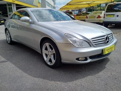Used mercedes benz cls class cls 500 for sale in gauteng for Mercedes benz cls 500