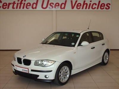 used bmw 1 series 116i e87 for sale in western cape id 1777497. Black Bedroom Furniture Sets. Home Design Ideas