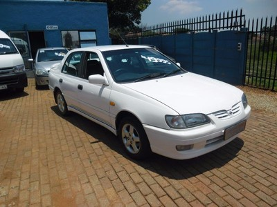 used nissan sentra 160 gxi a c for sale in gauteng id 1780879. Black Bedroom Furniture Sets. Home Design Ideas