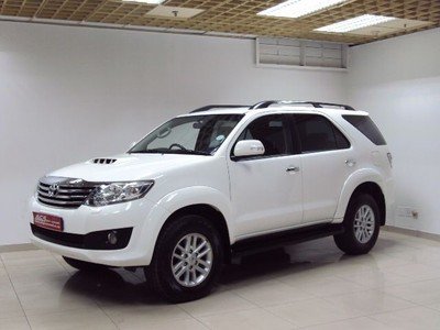 Used Toyota Fortuner 3 0 D4d 4x2 Automatic Facelift 7 Seater 69000kms For Sale In Gauteng Cars