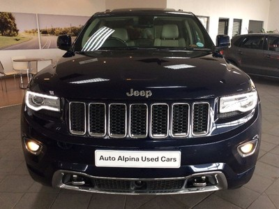 used jeep grand cherokee 2015 jeep grand cherokee 3 0 v6 crd overland auto for sale in gauteng. Black Bedroom Furniture Sets. Home Design Ideas