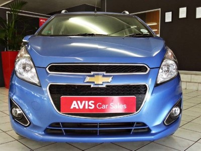 used chevrolet spark 1 2 ls 5dr for sale in gauteng id 1805124. Black Bedroom Furniture Sets. Home Design Ideas