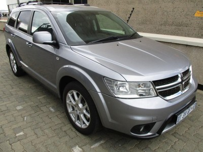 2015 Dodge Journey 3.6 V6 Rt At  Gauteng Bryanston_0