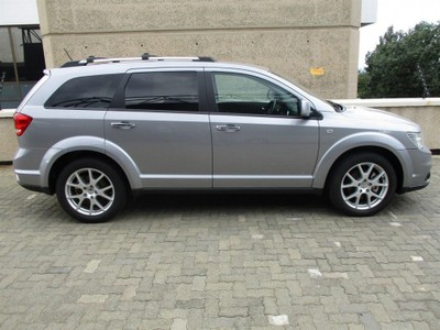 2015 Dodge Journey 3.6 V6 Rt At  Gauteng Bryanston_1
