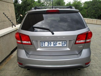 2015 Dodge Journey 3.6 V6 Rt At  Gauteng Bryanston_2