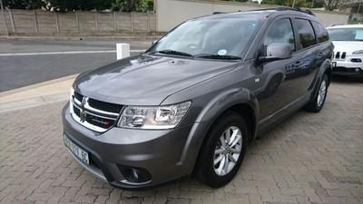 2014 Dodge Journey 3.6 V6 Sxt At Eastern Cape East London_1