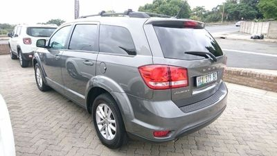 2014 Dodge Journey 3.6 V6 Sxt At Eastern Cape East London_3