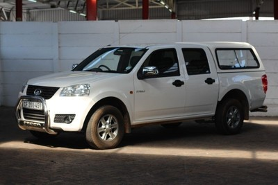 2013 GWM Steed 5 2.2 Mpi  Pu Dc Western Cape Goodwood_0